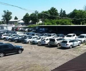 parking na lotnisku w modlinie
